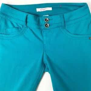 Candie's Juniors Pants Bottoms Stretchy and comfy